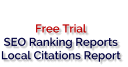 Free Trial SEO Ranking Reports Local Citations Report